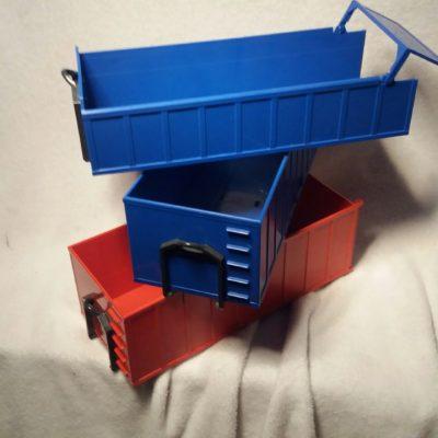 Emek olika container